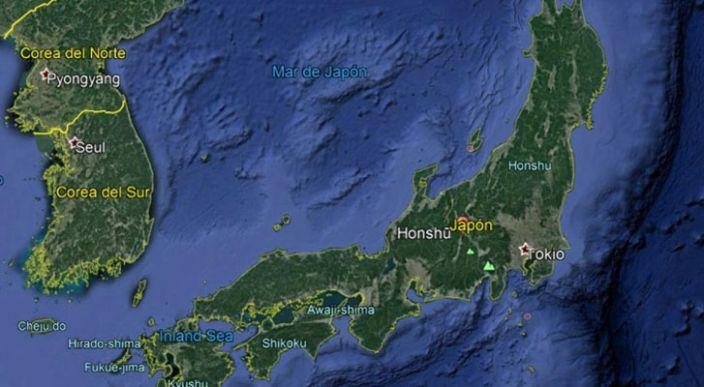 Terremoto de magnitud 6.8 en Japón activa alerta de tsunami