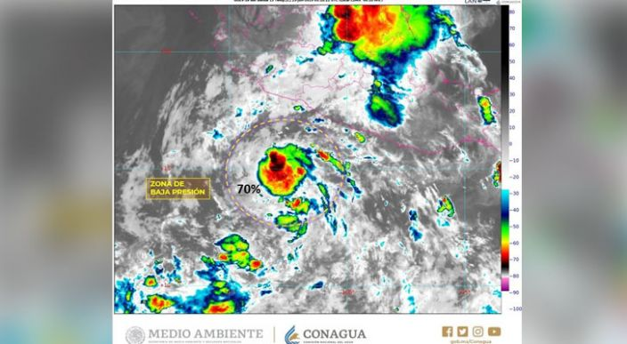 Autoridades municipales de Morelia preparadas ante el incremento del riesgo de actividad ciclónica