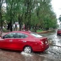 Cielo nublado este miércoles en Michoacán, lluvias intensas con descargas eléctricas y posibles granizadas