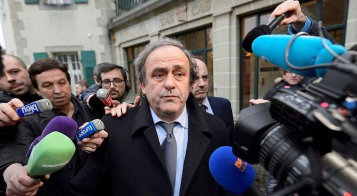 Detienen a Michel Platini, por supuesta corrupción en la elección del Mundial de Qatar 2022