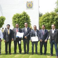 UMNSH entrega constancias a defensores públicos que estudiaron Purépecha