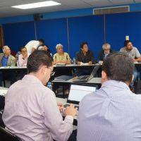 Se reúne Rector con el Movimiento en Defensa de la Jubilación, el Estado de Derecho y la Autonomía Universitaria
