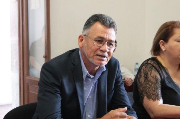 Visita de AMLO a Michoacán da certeza a los ciudadanos: Sergio Báez