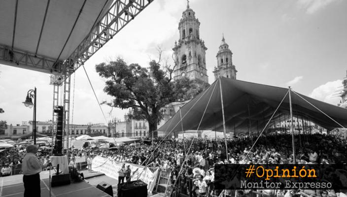 AMLO se perfila a ganar Michoacán en el 2021 – La Opinión de Javier Lozano