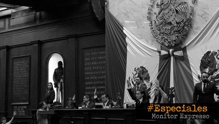 Lo que no se ve del Congreso de Michoacán en materia de transparencia