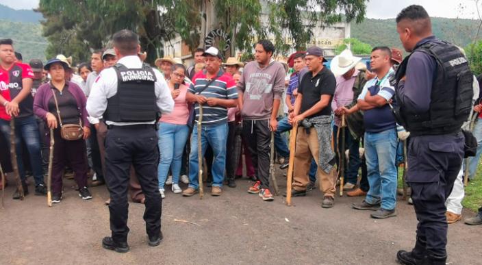 Gobierno de Morelia exhorta a la calma en Tenencia Teremendo