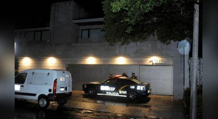 Intento de robo en casa de Angélica Rivera en CDMX, hay dos detenidos
