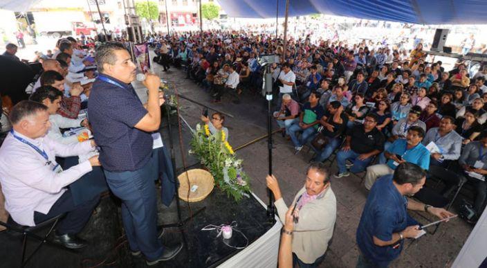 Continúa sin fecha de aplicación la federalización de la nómina magisterial: CNTE