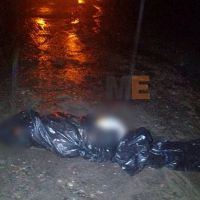Encuentran un cadáver embolsado en Apatzingán, Michoacán
