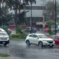 Miércoles nublado con lluvias muy fuertes en Michoacán