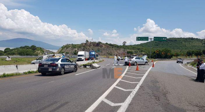 Fallece la síndico de Tonalá, Jalisco al accidentarse en la carretera Morelia-Salamanca