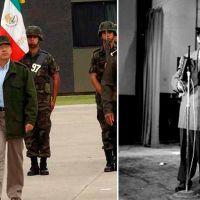 AMLO encuentra parecido de Felipe Calderón con el Comandante Borolas (Video)