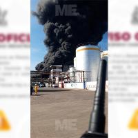 Continúan acciones para acabar con incendio de Ciudad Industrial