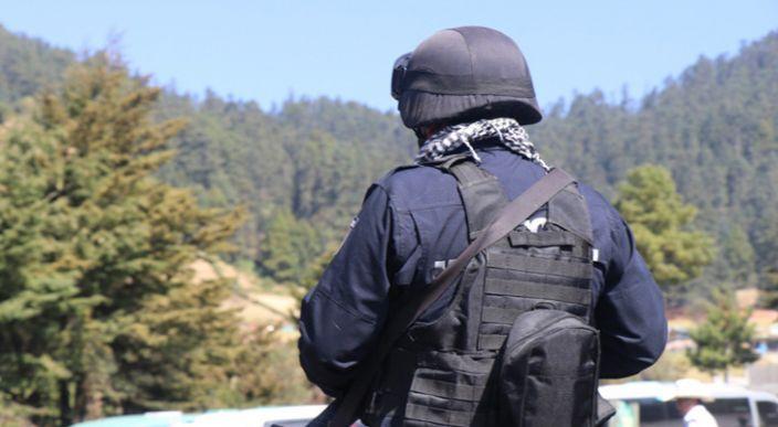 Autoridades municipales de Tingambato, aseguran recibir amenazas de grupo criminal