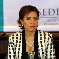Rosario Robles Berlanga dará información a la FGR a cambio de una reducción de condena