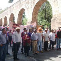 Espera SUEUM fecha de pago para abandonar manifestaciones