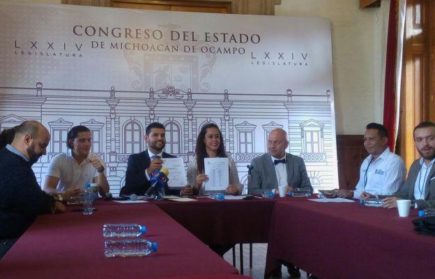 congreso del estado de michoacan
