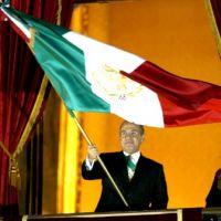 """Viralizan el grito de independencia de Felipe Calderón donde lo llaman """"asesino"""" (Video)"""