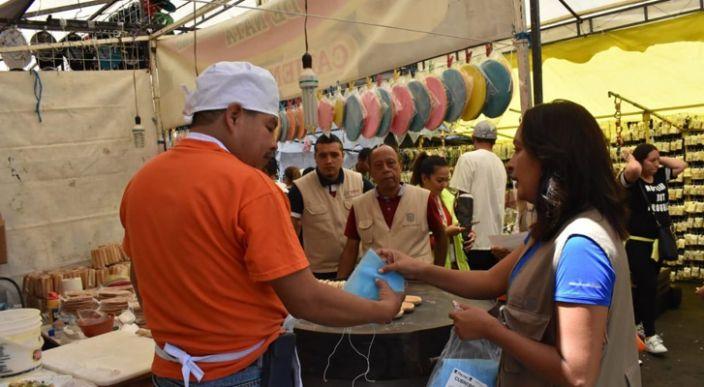 Ayuntamiento realiza recorrido por zona de comercio tolerado en Centro de Morelia