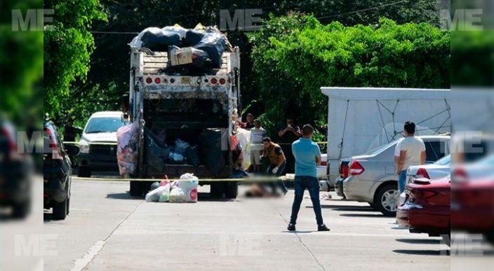 Camión de la basura atropella a un joven y este pierde la vida, Zamora