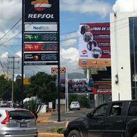 Precio de las gasolinas para este miércoles en Michoacán