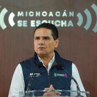 Gobernador de Michoacán ampliará el subsidio del impuesto sobre la nómina para afrontar crisis por COVID-19