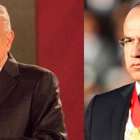FelipeCalderón responde a AMLO:  Yo no saludé a la mamá del 'Chapo'