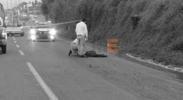 Mujer de edad avanzada muere atropellada en Zamora, Michoacán