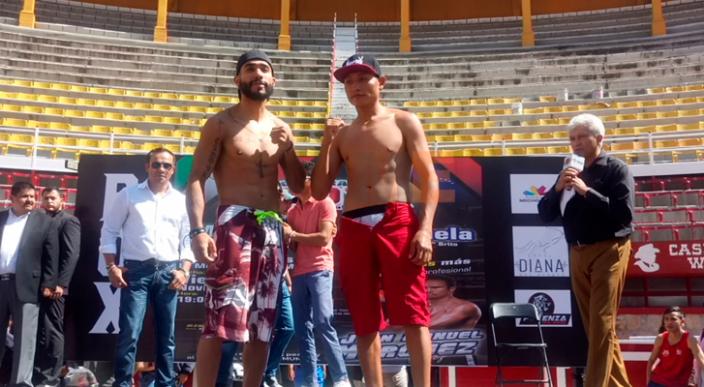 Jóvenes promesas boxearán en la Monumental de Morelia, Michoacán