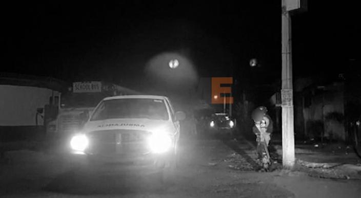 Dos cadáveres baleados son hallados afuera del panteón de Chapitiro en Villa Jiménez