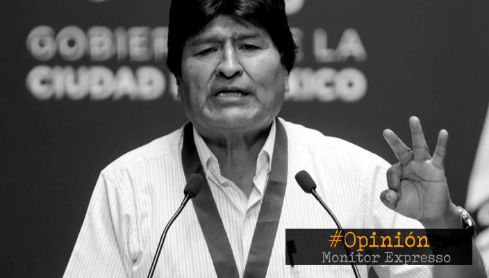 Golpe de estado en Bolivia – Héctor Marín Rebollo