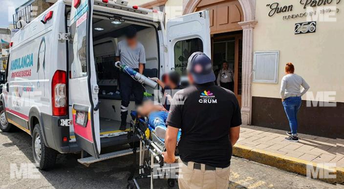 Atentado en Jacona deja dos personas sin vida y dos lesionados