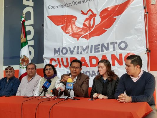 Miguel Ángel Chávez asegura que Raúl Morón pretende heredar problemas en el Ooapas