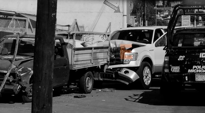 Baleado en Fuentes de Morelia es detenido por secuestro agravado