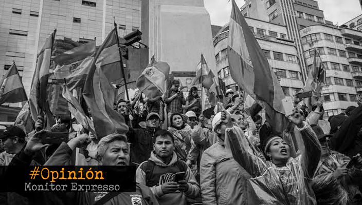 Bolivia: el huevo de la serpiente, opinión de Teresa Da Cunha
