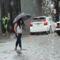 """Se pronostican lluvias en Tabasco y Chiapas, así como evento de """"norte"""" en el golfo de México"""
