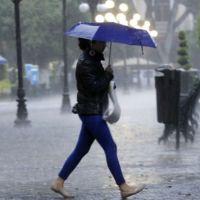 Lluvias intensas en el noreste, occidente, centro, sur y sureste de México