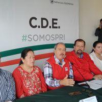 PRI Michoacán renovará a integrantes del Consejo Político Estatal