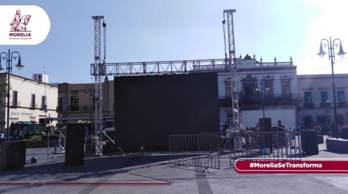 Ayuntamiento de Morelia instala internet para poder transmitir 'Monarcas vs América'