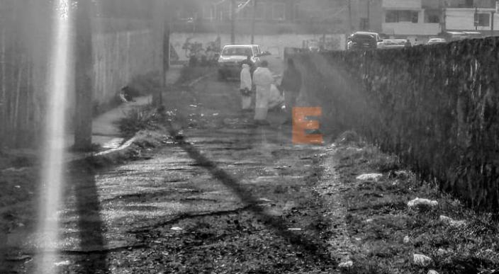 Encuentran el cuerpo de un hombre a un costado de la Av. Décima en Morelia, Michoacán