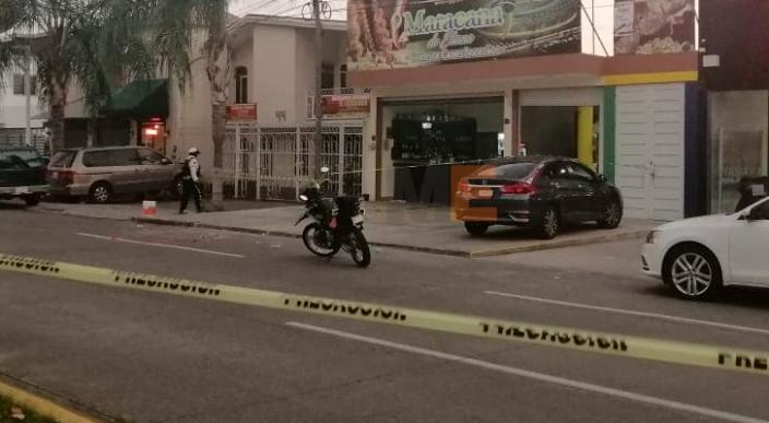 Asesinan a balazos al dueño de un restaurante en Uruapan, Michoacán