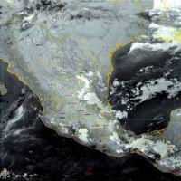 Lluvias muy fuertes en Guerrero, Chiapas, Oaxaca y Veracruz