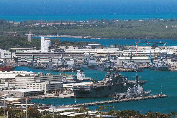 Atacan a Pearl Harbor a tiros