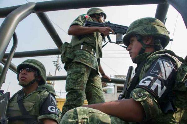 AMLO quiere incorporar la Guardia Nacional a la Sedena