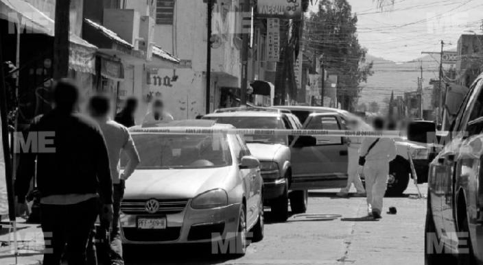 Quitaron la vida de un sujeto en la colonia Jardines de Guadalupe de Morelia