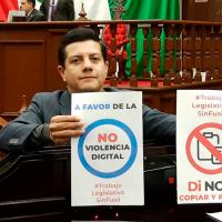 Cero creatividad; entre diputados de Michoacán se plagian iniciativas