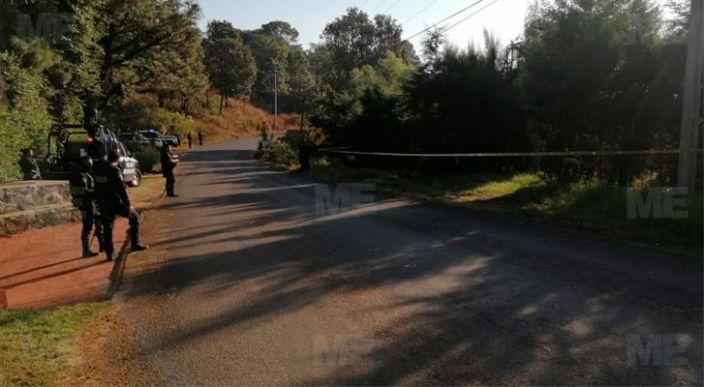 Quitan la vida de un sujeto a tiros en la carretera libre Uruapan-Ziracuaretiro