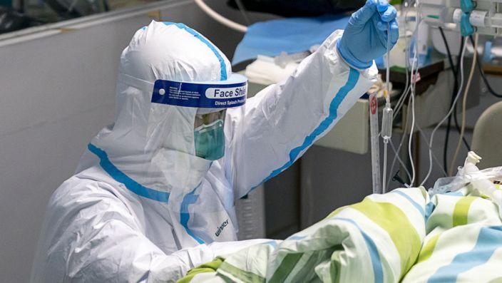 China reporta su primer caso curado del 'Coronavirus'