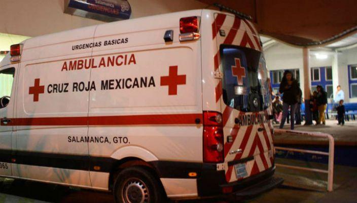 Noche trágica en Guanajuato
