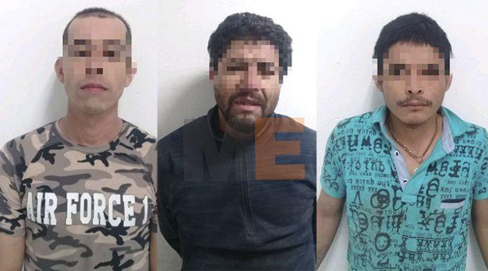 Desarticulan célula criminal tras enfrentamiento en Misión del Valle; hay cuatro detenidos